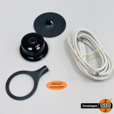 Google Nest Google Nest Cam Indoor beveiligingscamera   incl. 3 mtr Micro USB-kabel