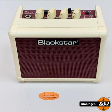 Blackstar FLY 3 Vintage 3 Watt mini gitaarversterker combo