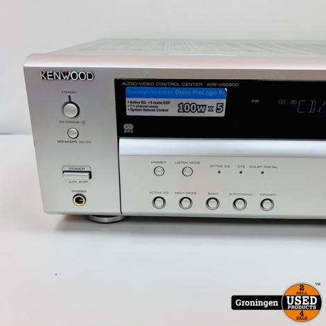 Kenwood KRF-V5090D AV Surround Receiver | excl. AB