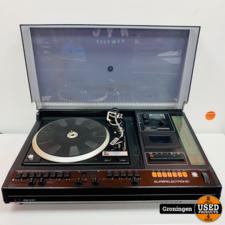 Siemens Klangmeister RS331 Superelectronic Radio Siemens (1977/1978) | FTZ-Nr. U 112 / 38654 | Vintage Radio/Cassette/Platenspeler