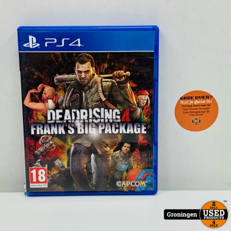 [PS4] Dead Rising 4 - Frank's Big Package