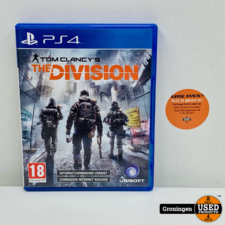 PlayStation 4 [PS4] Tom Clancy's the Division