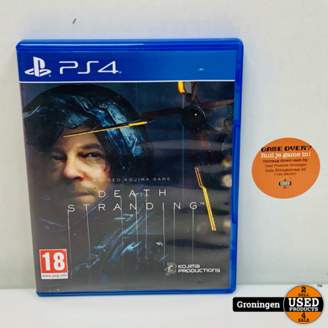 [PS4] Death Stranding