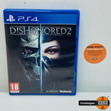 PlayStation 4 [PS4] Dishonored 2