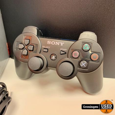 [PS3] Sony PlayStation 3 Slim 320GB CECH-2504B | COMPLEET IN DOOS
