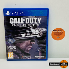 PlayStation 4 [PS4] Call of Duty Ghosts