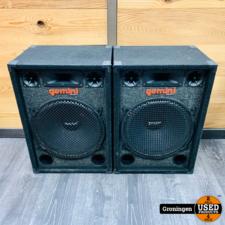 Gemini Gemini GSA-1520 PA Speakerset 15'' | 300 watt