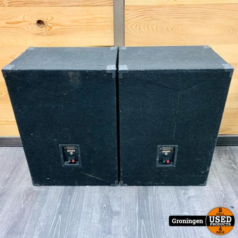 Gemini GSA-1520 PA Speakerset 15'' | 300 watt