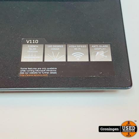 Lenovo V110-15ISK 80TL00A9MH | 15.6'' HD LED | Core i3-6006U | 4GB DDR4 | 500GB | Win 10