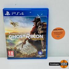 Sony PS4 [PS4] Tom Clancy's Ghost Recon - Wildlands