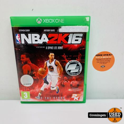 [Xbox One] NBA 2K16