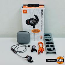 JBL JBL Reflect Mini 2 Zwart   Bluetooth in-ear sport oordopjes