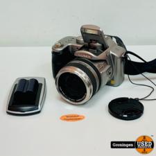 Panasonic Panasonic Lumix DMC-FZ30   8MP • filmen • 12x optische zoom   incl. 2 accu's en lader