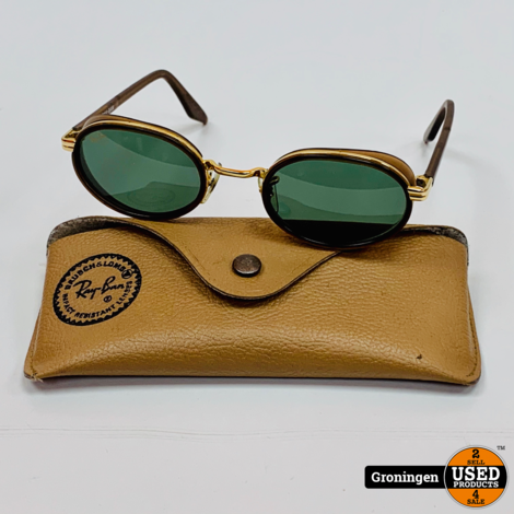 Ray-Ban - Bausch & Lomb W2814 0PAW Vintage zonnebril | incl. etui