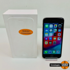 Apple Apple iPhone 6 16GB Space Gray MG472ZD/A | iOS 12.5 | Accu 86% | incl. lader, boekjes en doos