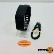 Fitbit Fitbit Charge HR Activity Tracker   incl. laadkabel