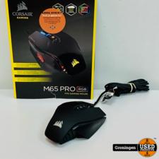 Corsair Corsair M65 RGB PRO Gaming muis zwart | incl. doos