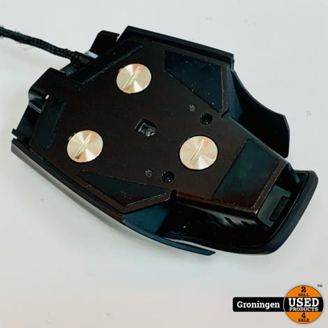 Corsair M65 RGB PRO Gaming muis zwart | incl. doos