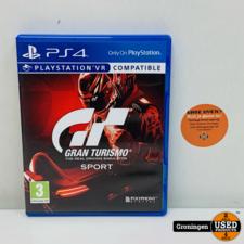 Sony PlayStation 4 [PS4] Gran Turismo Sport
