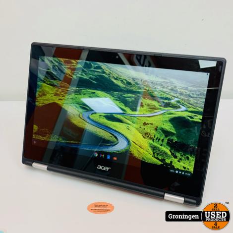 Acer Chromebook R11 C738T-C4MK | 11,6'' IPS HD Touch 360 graden draaibaar | N3160 Quad | 4GB | 16GB | Chrome OS | toetsenbord beschadigd