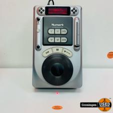 Numark Numark AXIS-4 Tabletop DJ CD-speler