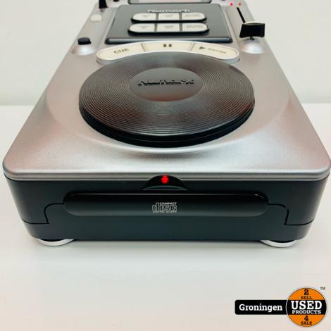 Numark AXIS-4 Tabletop DJ CD-speler