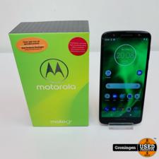 Motorola Motorola Moto G6 32GB Dual-SIM Deep Indigo | Android 9.0 | schermschade | incl. Cover en doos