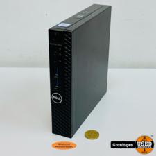 Dell Dell OptiPlex 3050 Micro PC   Core i3-6100T @ 3.20GHz   4GB DDR4   120GB SSD   TPM   Win 10 Pro