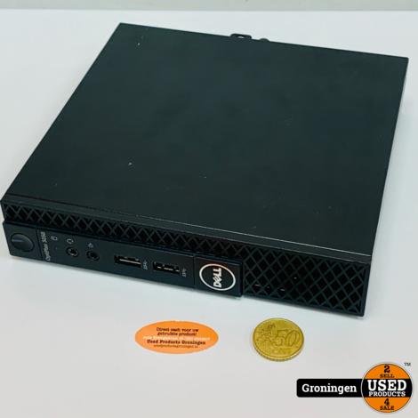 Dell OptiPlex 3050 Micro PC   Core i3-6100T @ 3.20GHz   4GB DDR4   120GB SSD   TPM   Win 10 Pro
