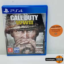 PlayStation 4 [PS4] Call of Duty WW2