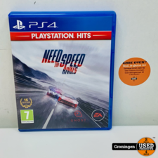 Sony PlayStation 4 [PS4] Need For Speed Rivals