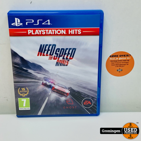 [PS4] Need For Speed Rivals