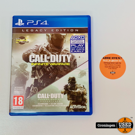 [PS4] Call of Duty - Infinite Warfare
