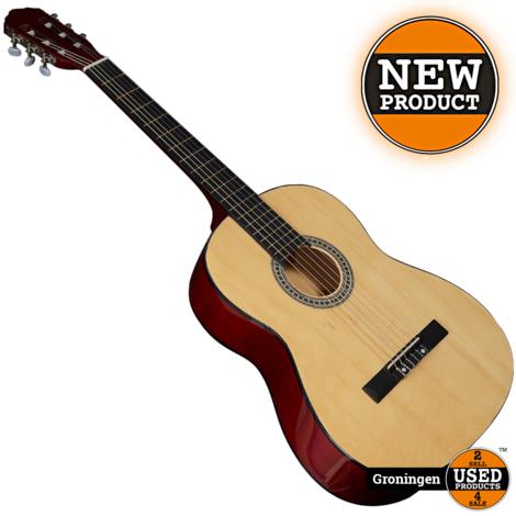 CLXmusic Caldez 34 Klassieke gitaar 3/4 Naturel | NIEUW