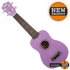 CLXmusic CLXmusic Ukelele Calista 21 Purple | NIEUW