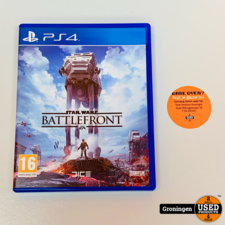 Sony PlayStation 4 [PS4] Star Wars Battlefront