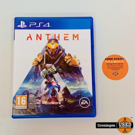 [PS4] Anthem