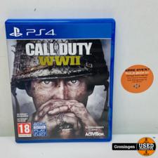 Sony PlayStation 4 [PS4] Call of Duty WW2