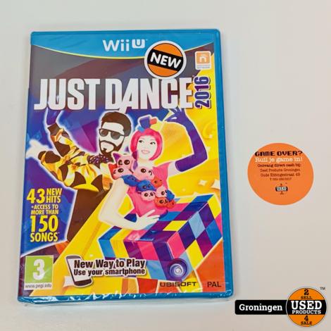 [Wii U] Just Dance 2016 | NIEUW/GESEALD!