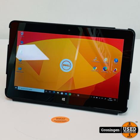 Dell Venue 11 Pro 5130 + Folio hoes en Backcover | 10.8'' Full HD Touch | Atom Z3770 Quad | 2GB | 64GB | Win 10 Pro