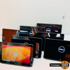 Dell Dell Venue 11 Pro 5130 + Folio hoes en Backcover   10.8'' Full HD Touch   Atom Z3770 Quad   2GB   64GB   Win 10 Pro