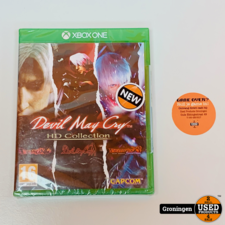 Microsoft [Xbox One] Devil May Cry - HD Collection | NIEUW /GESEALD