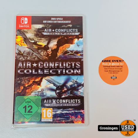 [Switch] Air Conflicts Collection