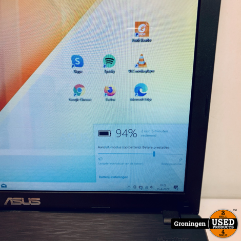 Asus F551CA-SX080H | 15.6'' HD | Celeron 1007U | 4GB | 500GB | Win 10