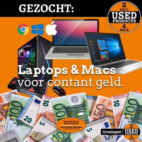 Apple MacBook Pro Retina 15,4'' | 9 Cycli | Core i7 Quad | 8GB | 256GB SSD | macOS Big Sur | COMPLEET IN DOOS