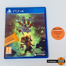 Sony PS4 [PS4] Ghost of a Tale