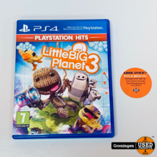 Sony PS4 [PS4] LittleBigPlanet 3 - PlayStation Hits