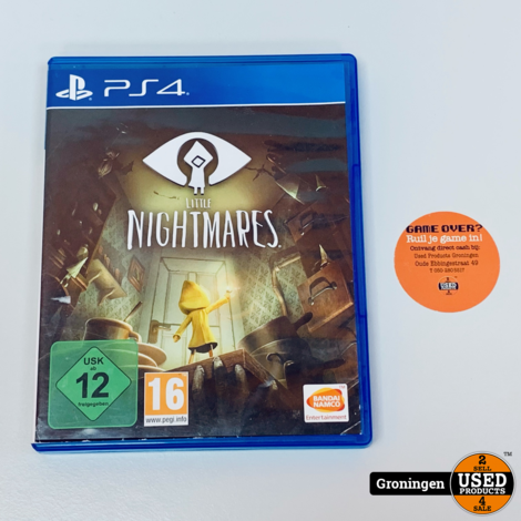 [PS4] Little Nightmares - Six Edition