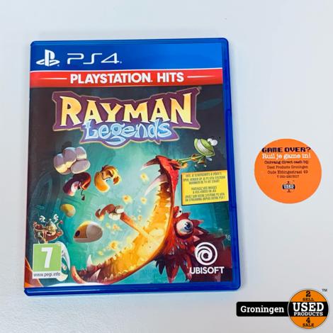 [PS4] Rayman Legends