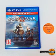Sony PS4 [PS4] God of War - PlayStation Hits